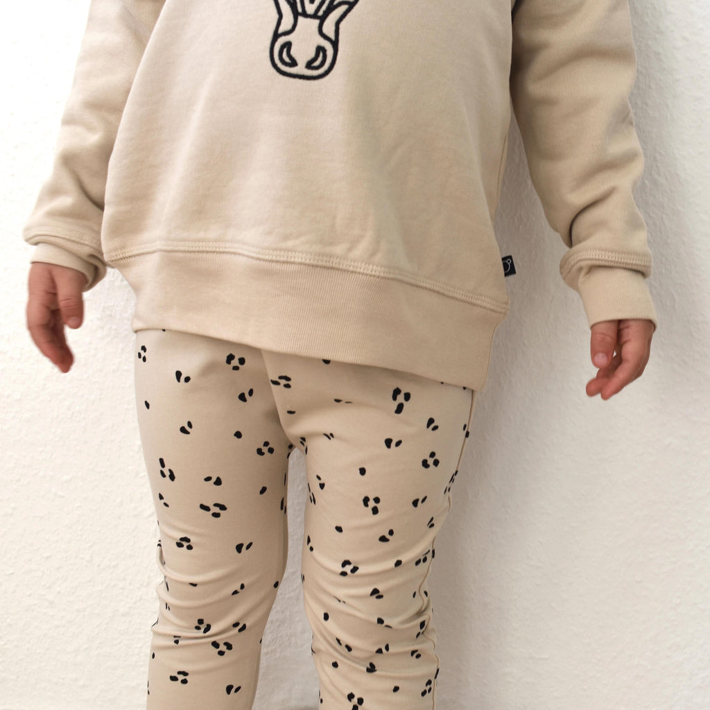 Leggings - Spots Print Leggings