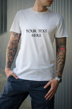 Load image into Gallery viewer, Unisex Custom Tee