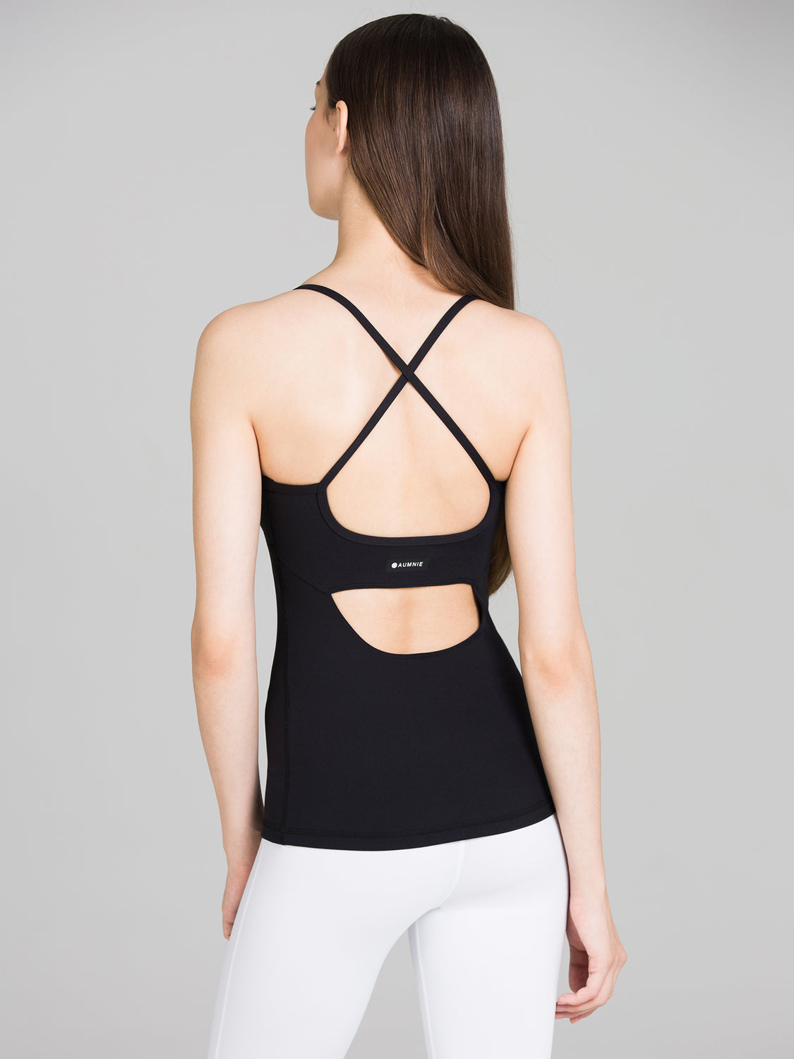 ATTRACTION TANK, BLACK