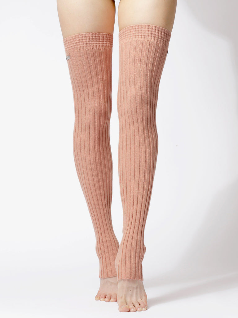 KNEE HIGH LEG-WARMERS, SHEER