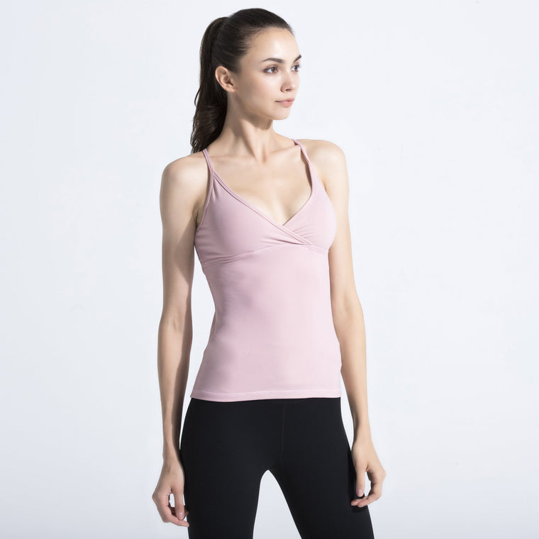 ATTRACTION TANK, BLUSH