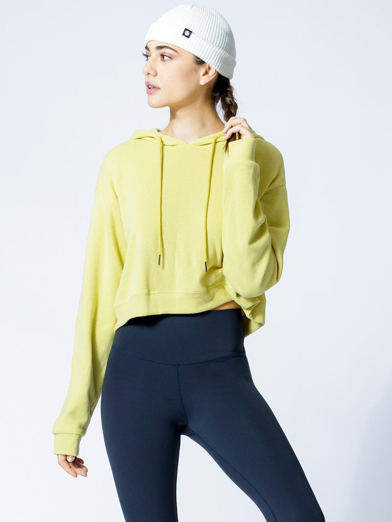 EVERYDAY BRIGHT HOODIE, GINKO