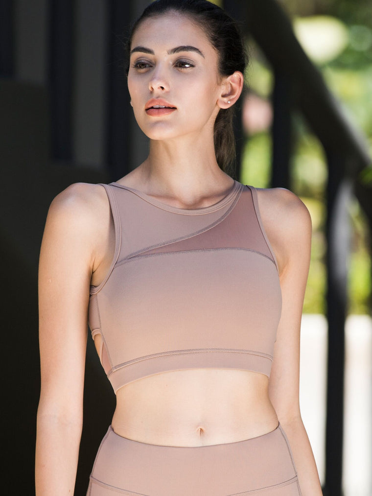 INTERSECTION BRA, MOCHA
