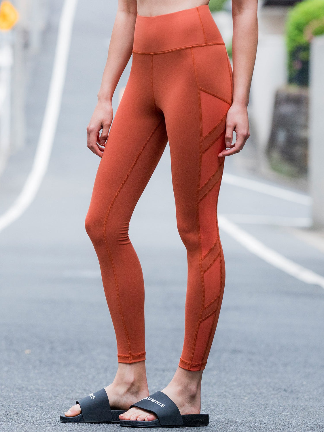 INTERSECTION PANTS, MAPLE/MAPLE MESH