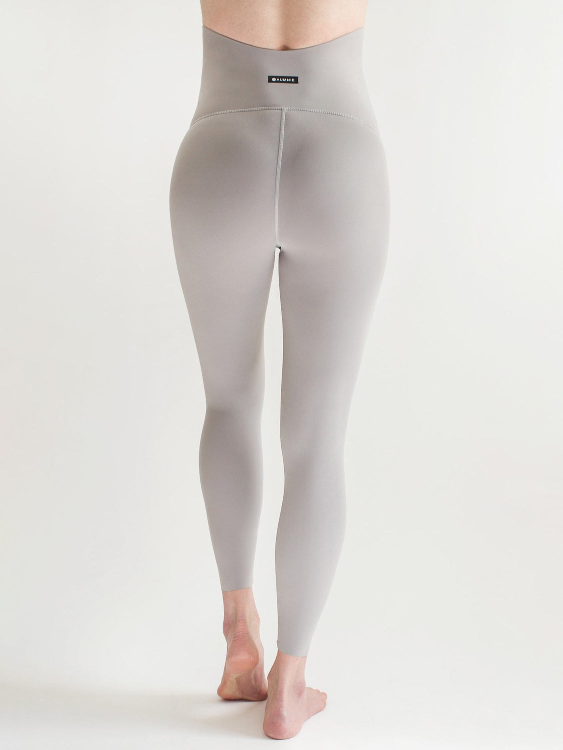 OVER-THE-BUMP MATERNITY SHAPE PANTS, LUNAR GREY