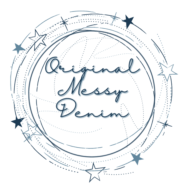 Original Messy Denim