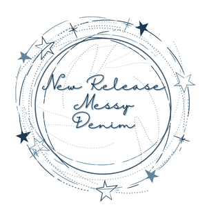 New Release Messy Denim