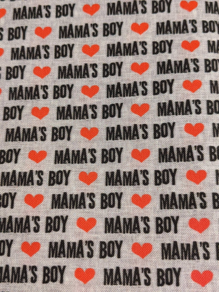 Mama's Boy Messy Denim
