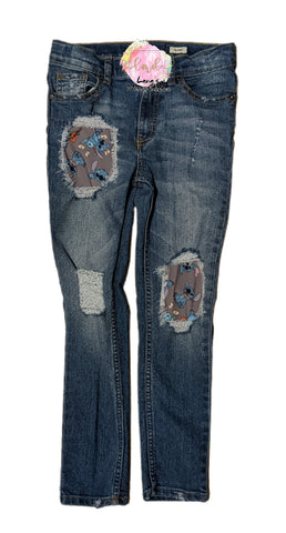 Stitch Messy Denim