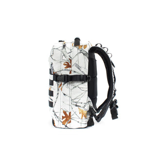 skingrowsback COMPAK 16 litre Backpack Snowfall right
