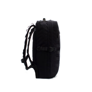skingrowsback MIDPAK 23 litre Backpack Black left