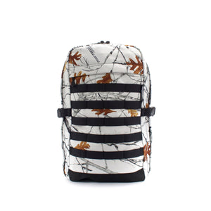 skingrowsback MIDPAK 23 litre Backpack Snowfall front