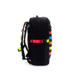 skingrowsback MIDPAK 23 litre Backpack Neon left