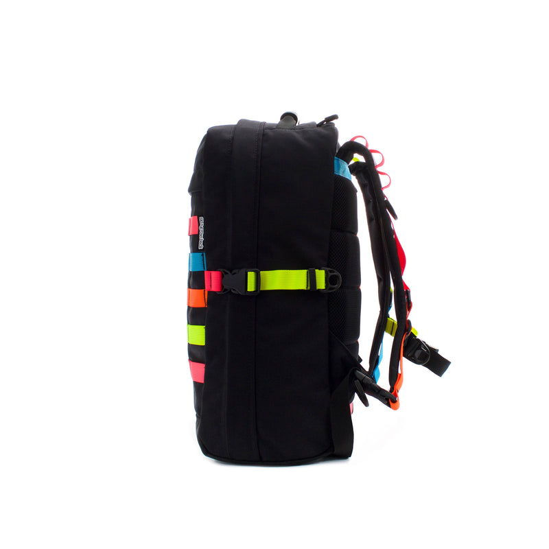 skingrowsback MIDPAK 23 litre Backpack Neon right
