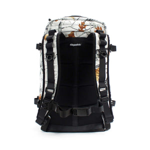 skingrowsback PAK30 30 litre backpack Snowfall back