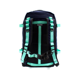 skingrowsback PAK30 30 litre backpack odyssey back