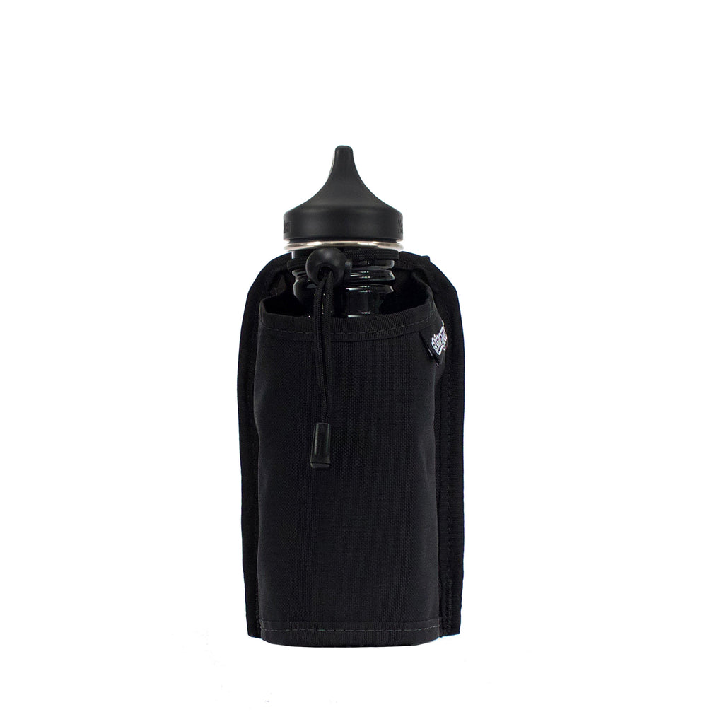 skingrowsback caddy modular bottle holder black front