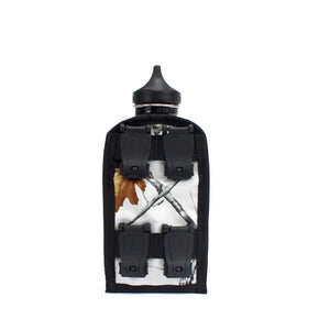 skingrowsback caddy modular bottle holder snowfall clips