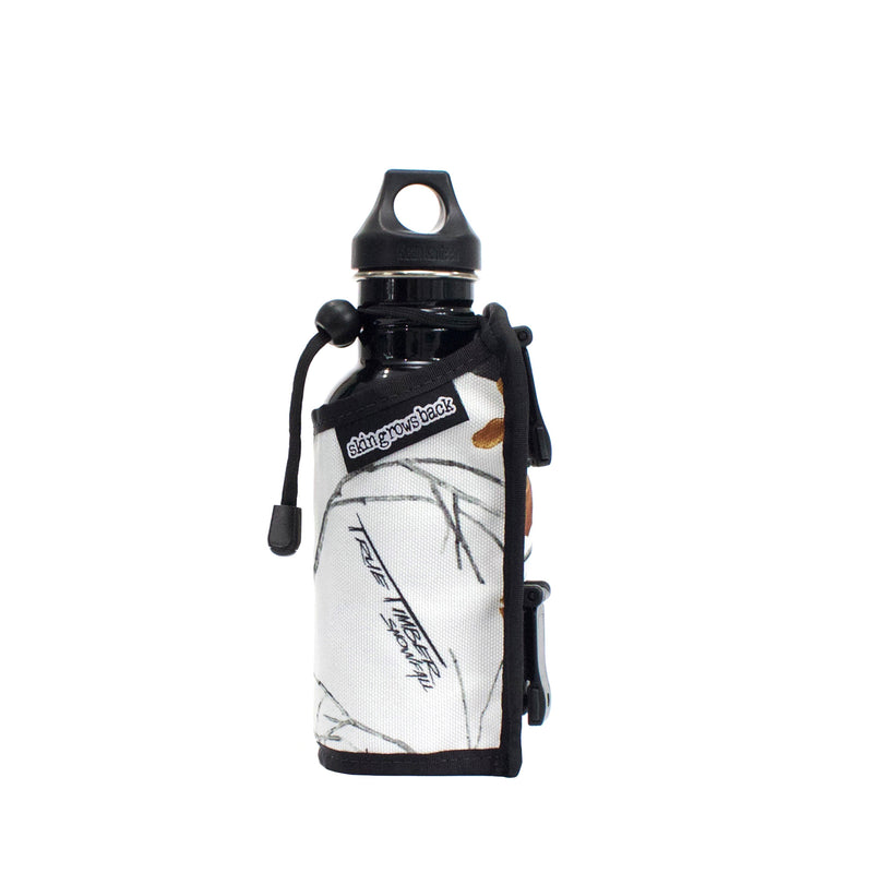 skingrowsback caddy modular bottle holder snowfall side