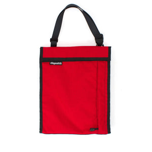 skingrowsback velodrome chainring bag track cycling imperial red