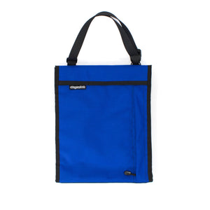 skingrowsback velodrome chainring bag track cycling royal blue