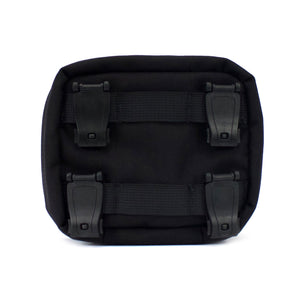 skingrowsback cube mid modular pouch black clips