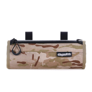 skingrowsback little lunch handlebar bag MULTICAM ARID
