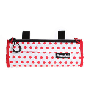 skingrowsback little lunch handlebar bag gravel cycling kom