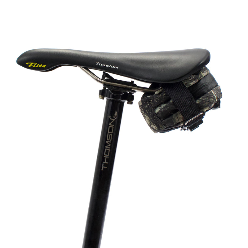 skingrowsback Plan B Micron cycling saddle bag Conceal nds
