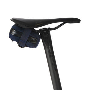 skingrowsback plan b micron cycling saddle bag navy ds