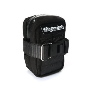skingrowsback Plan B Micron cycling saddle bag black
