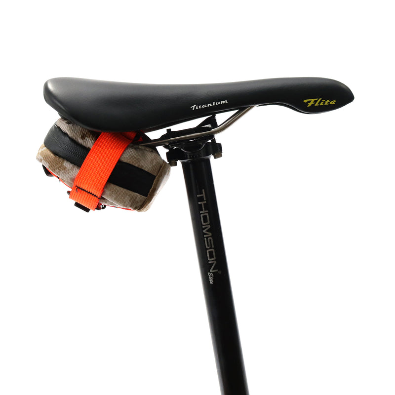 skingrowsback Plan B Micron cycling saddle bag Digi Desert ds