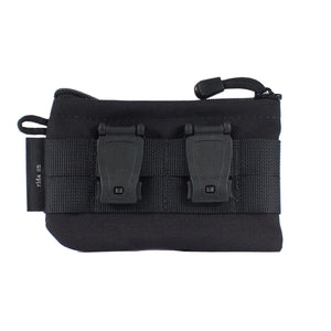 skingrowsback pocket mid modular pouch black clips