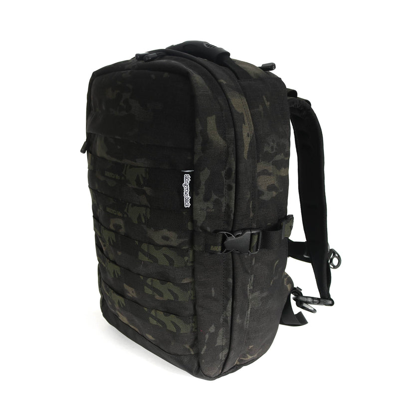 skingrowsback MIDPAK 23 litre backpack multicam black 1