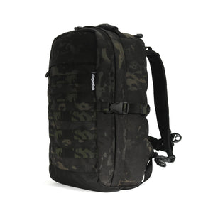 skingrowsback MIDPAK 23 litre backpack multicam black