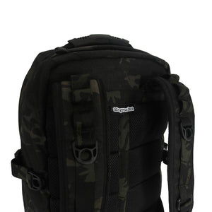 skingrowsback MIDPAK 23 litre backpack multicam black 2