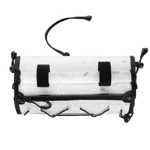 skingrowsback lunch box handlebar bag cycling gravel bike made in australia multicam alpine