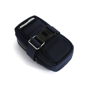 skingrowsback plan b cycling saddle bag navy clip