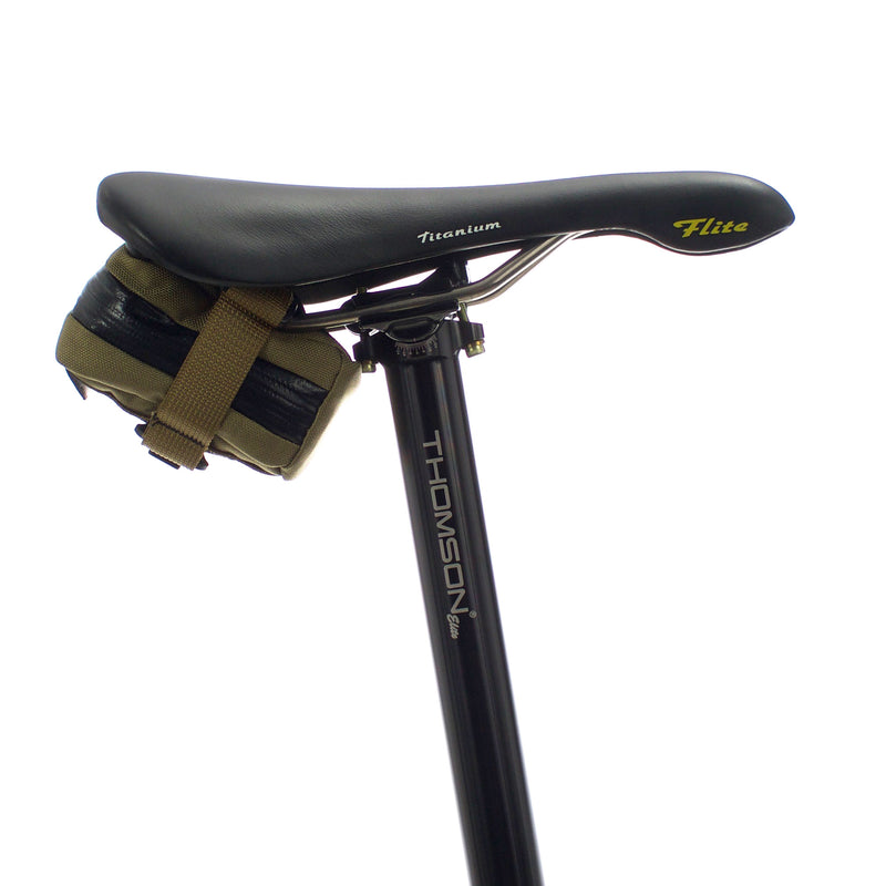 skingrowsback Plan B Micron cycling saddle bag arid ds