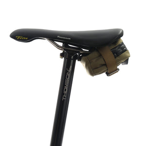 skingrowsback Plan B Micron cycling saddle bag arid nds