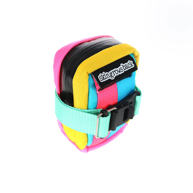 skingrowsback Plan B Micron cycling saddle bag kawaii