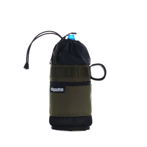 skingrowsback snack stack stem bag adventure gravel bike olive