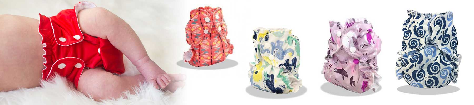 Cloth diapers for Newborns & Toddlers