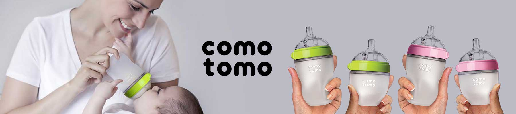 Como Tomo, Natural Feel Baby Bottles