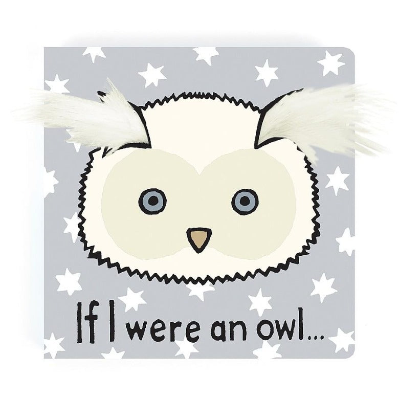 If I Were An Owl By Jellycat