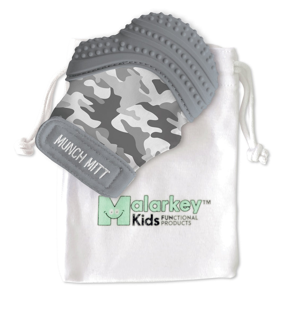 MALARKEY KIDS MUNCH MITT - CAMO