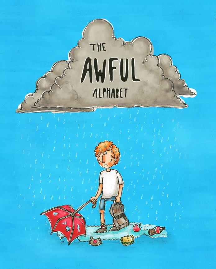 THE AWFUL ALPHABET BY TRACY BAKER & JOSH TURNBULL