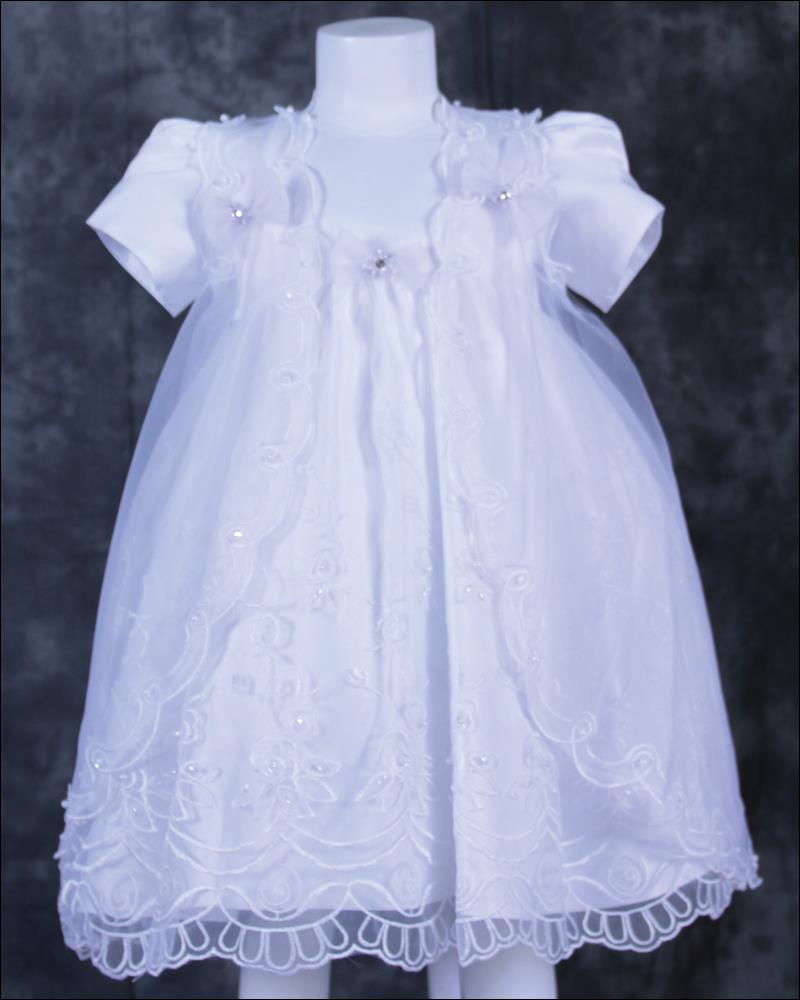 Jolene Jcb404 Girls Christening Dress