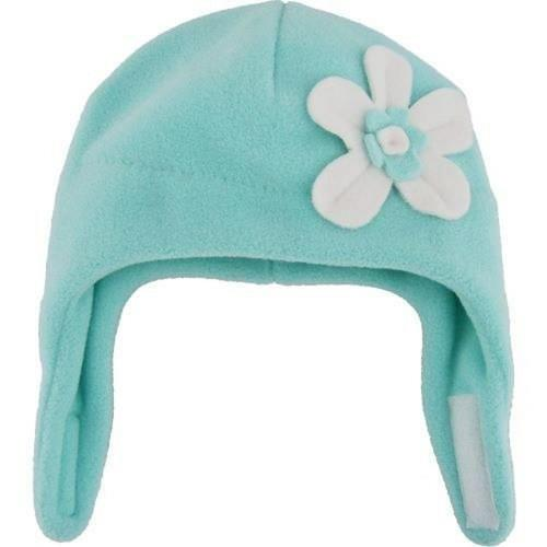 PUFFIN GEAR Flower Polartec Hat