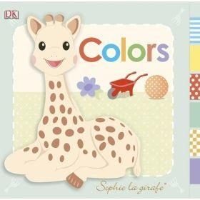 Sophie La Girafe - Colors (Board Book Ages 0+)